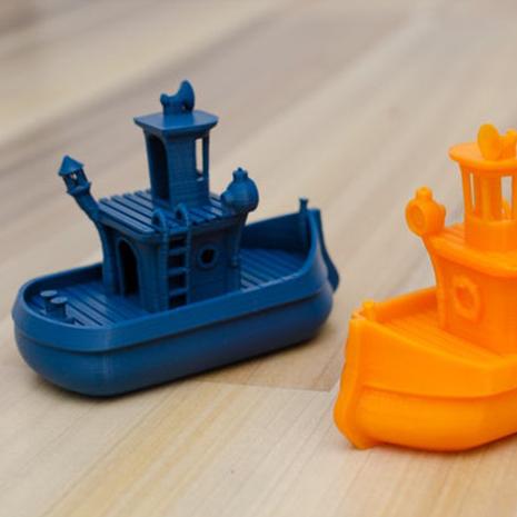 barchette stampate in 3D