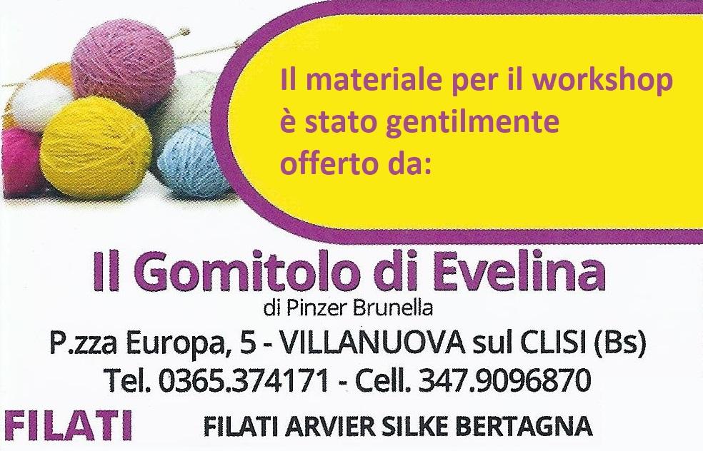 Evelina sponsor corso