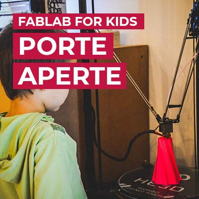 Porte aperte for kids