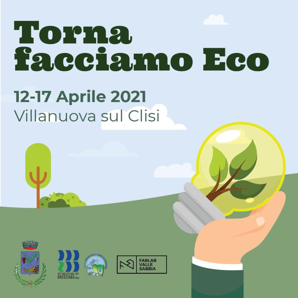 torna facciamo eco - la settimana dell'energia 2021